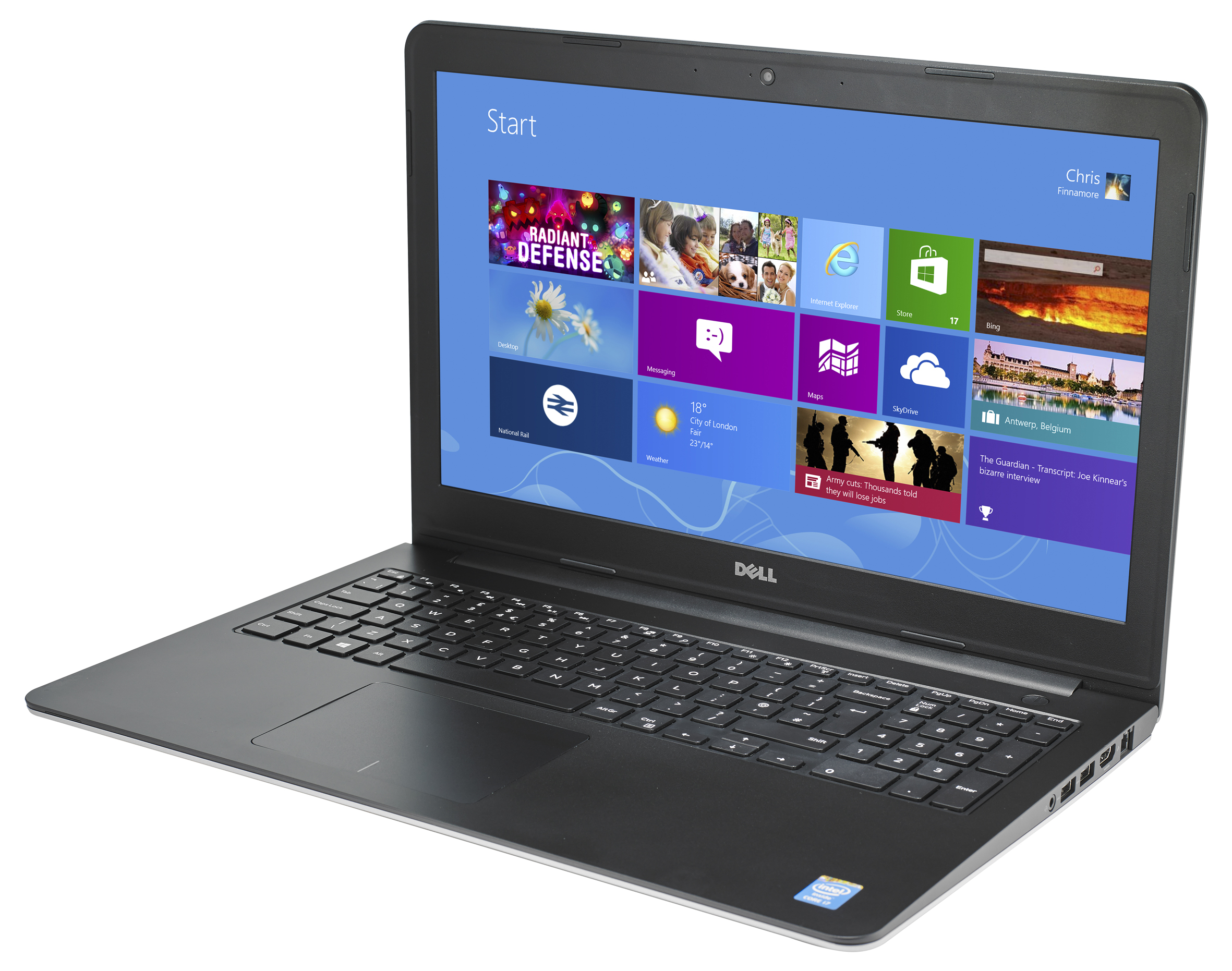 Dell Inspiron 5000 I5547-7450SLV Review