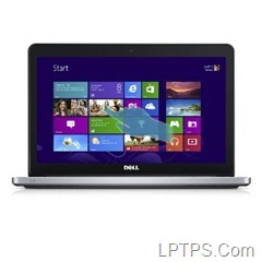 Dell Inspiron 15 7000 Series i7537T-1122sLV