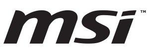 MSI Laptop Brand Logo