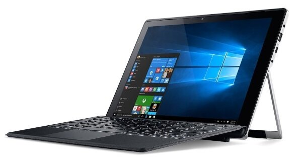 Acer Switch Alpha 12 - side