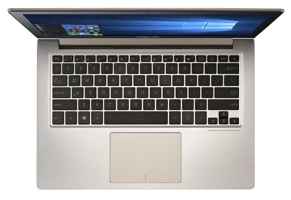 Asus Zenbook UX303UB keyboard
