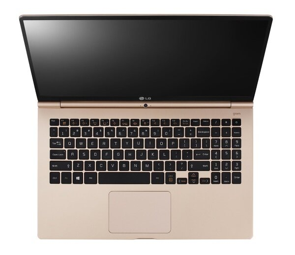 LG Gram 15 Keyboard