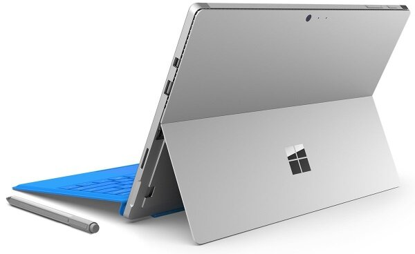 Microsoft Surface Pro 4 - back
