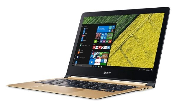 Acer Swift 7 - front