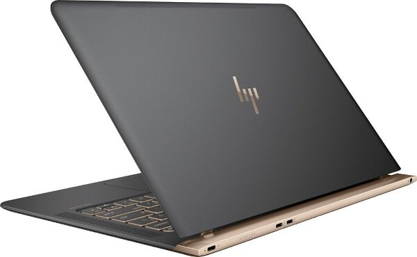 HP Spectre 13 back view