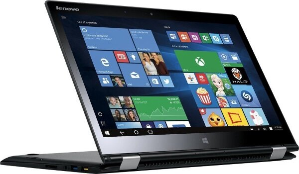 Lenovo Yoga 710 Black