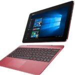 Asus Transformer Book T100HA Pink Laptop