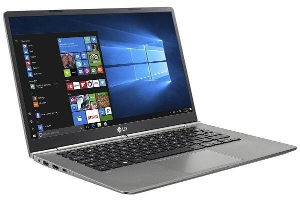 LG Gram 14 Grey