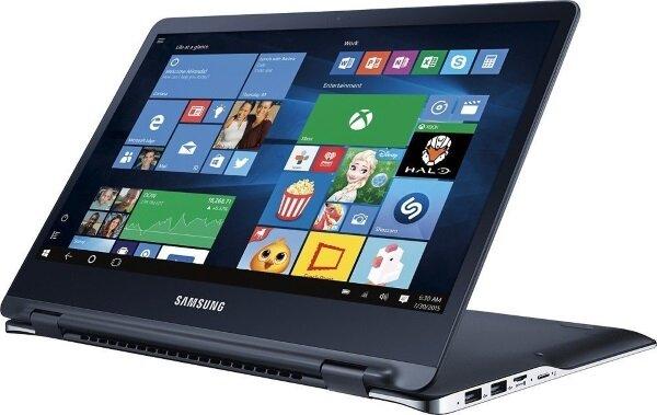 Samsung Notebook 9 Spin