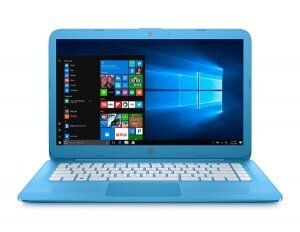 HP Stream 14 Blue