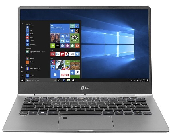 LG Gram 13 Grey
