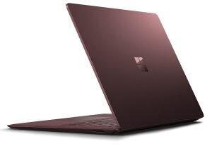 Microsoft Surface Laptop - Burgundy