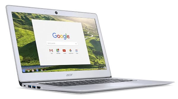 Acer Chromebook 14 Side view
