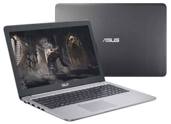 Asus K501UW Design