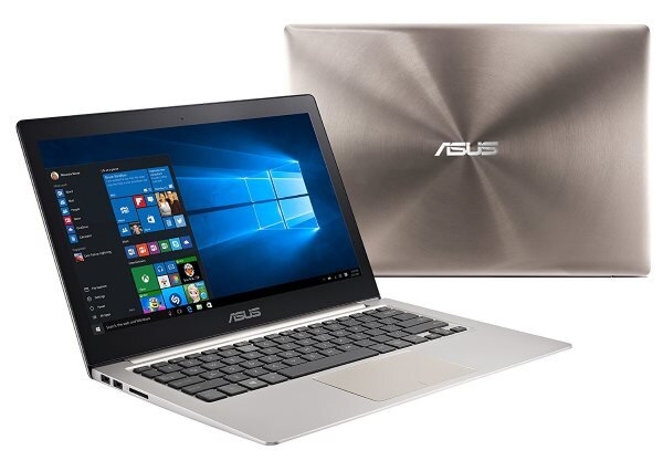 Asus ZenBook UX303UB design
