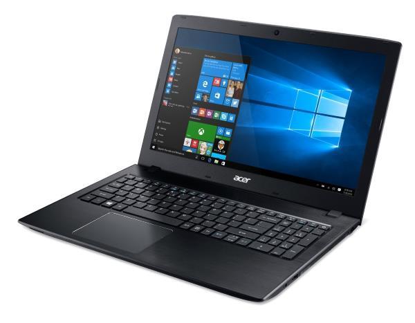 Acer Aspire E5-575 front