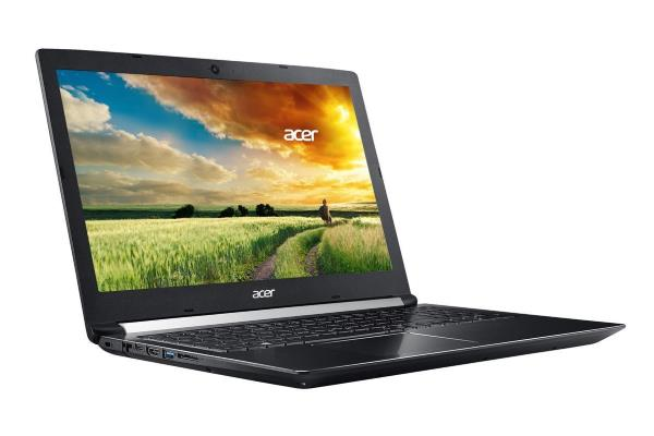 Acer Aspire 7 Side View