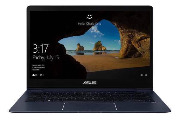 Asus Zenbook UX331 Front View
