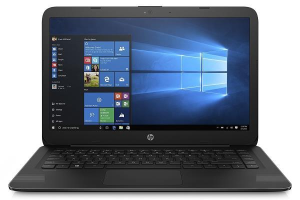 HP Stream 14 Black