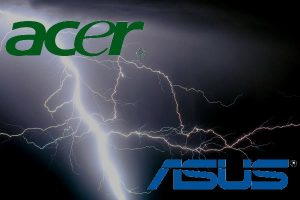 Acer vs Asus